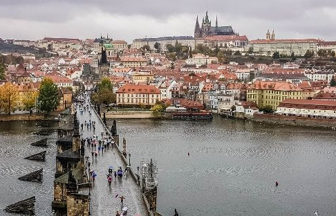THE BEST VIEWS IN PRAGUE