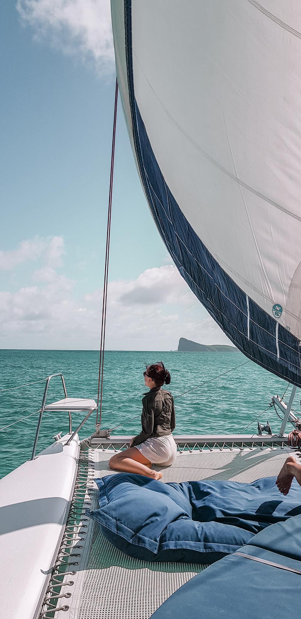 KATAMARÁN jednodenní výlet Dovolená na Mauriciu - stojí za návštěvu