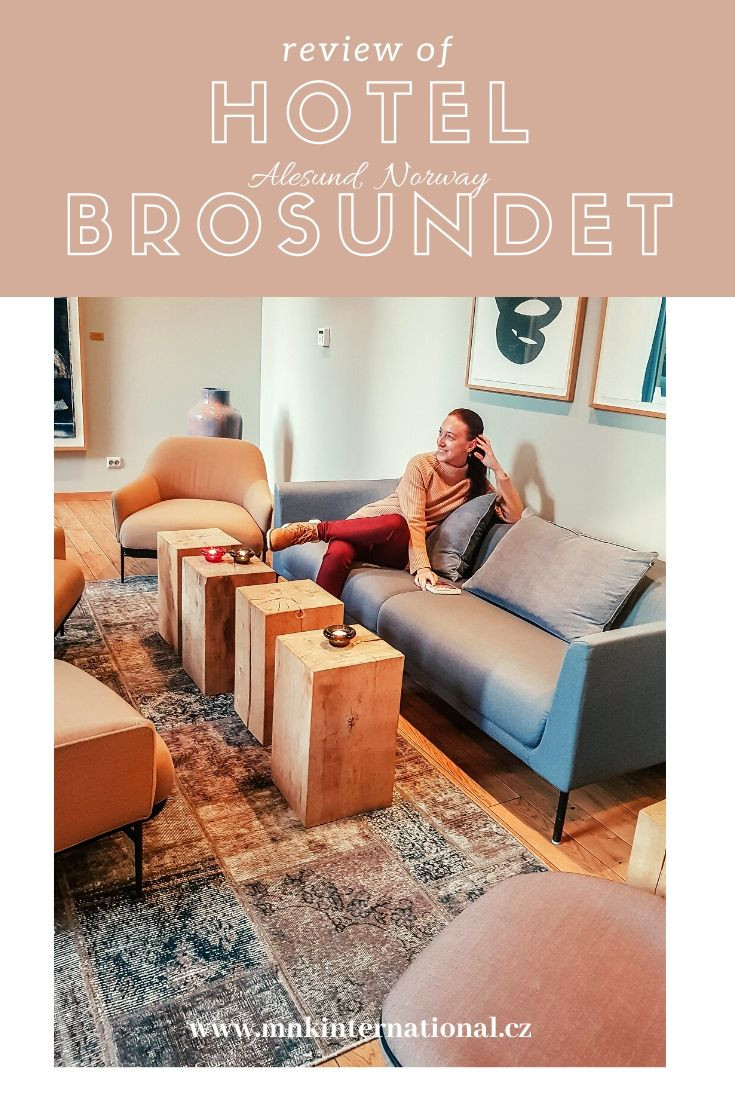 review of hotel Brosundet Alesund Norway travel couple blogger Hygge
