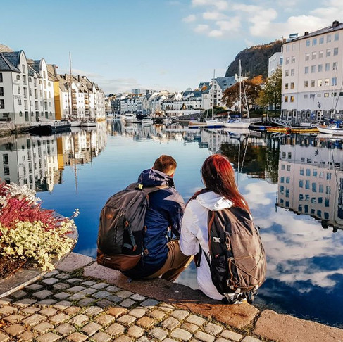 What to do and see in Alesund, Norway