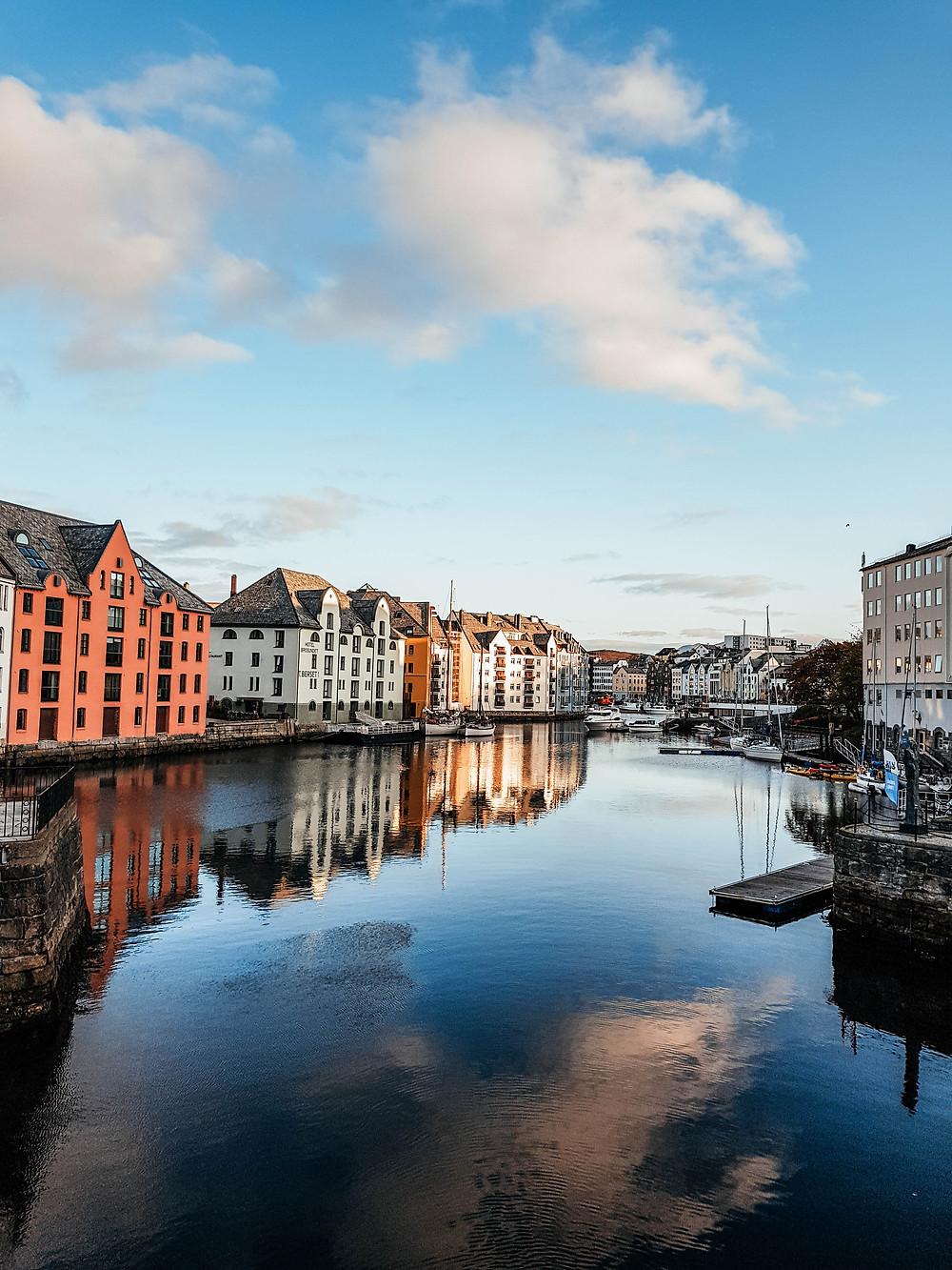 Norway Alesund travel blog guide