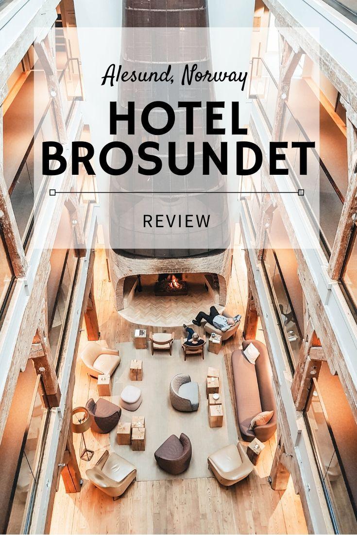 Hotel Brosundet Pinterest