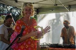 Corinne - organiser/volunteer