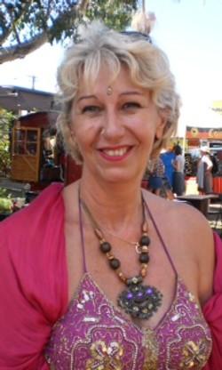 Corinne - volunteer + organiser