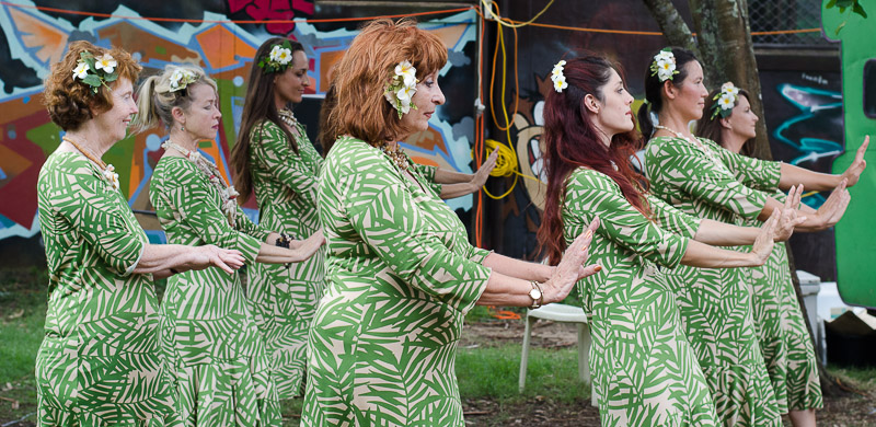Hawaiian Dance - Liliph troupe