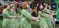 Hawaiian Dance - Liliph troupe