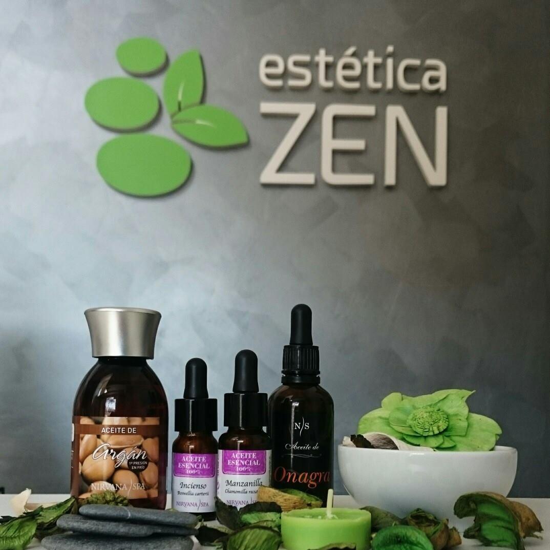 Estetica Zen Aceites Esenciales
