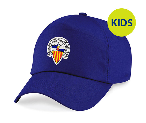 Gorra 5 panels KIDS