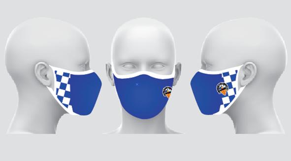 Màscara de Protecció CE SABADELL
