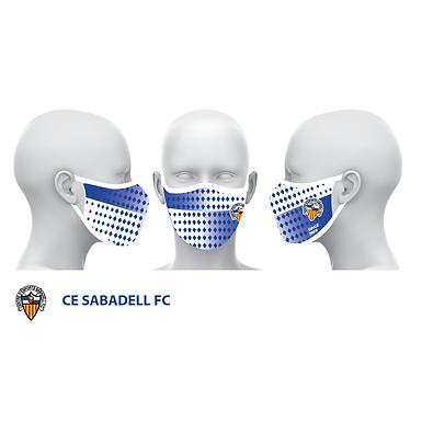NOU MODEL Màscara de Protecció CE SABADELL