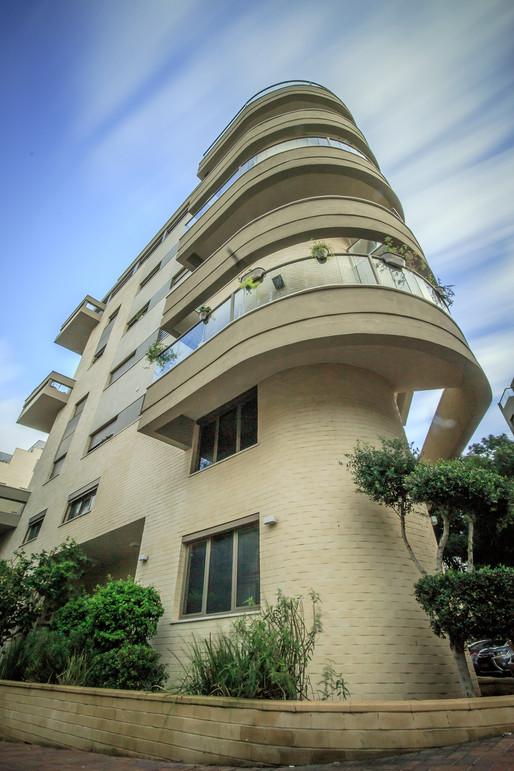 צילום מגדלי מגורים