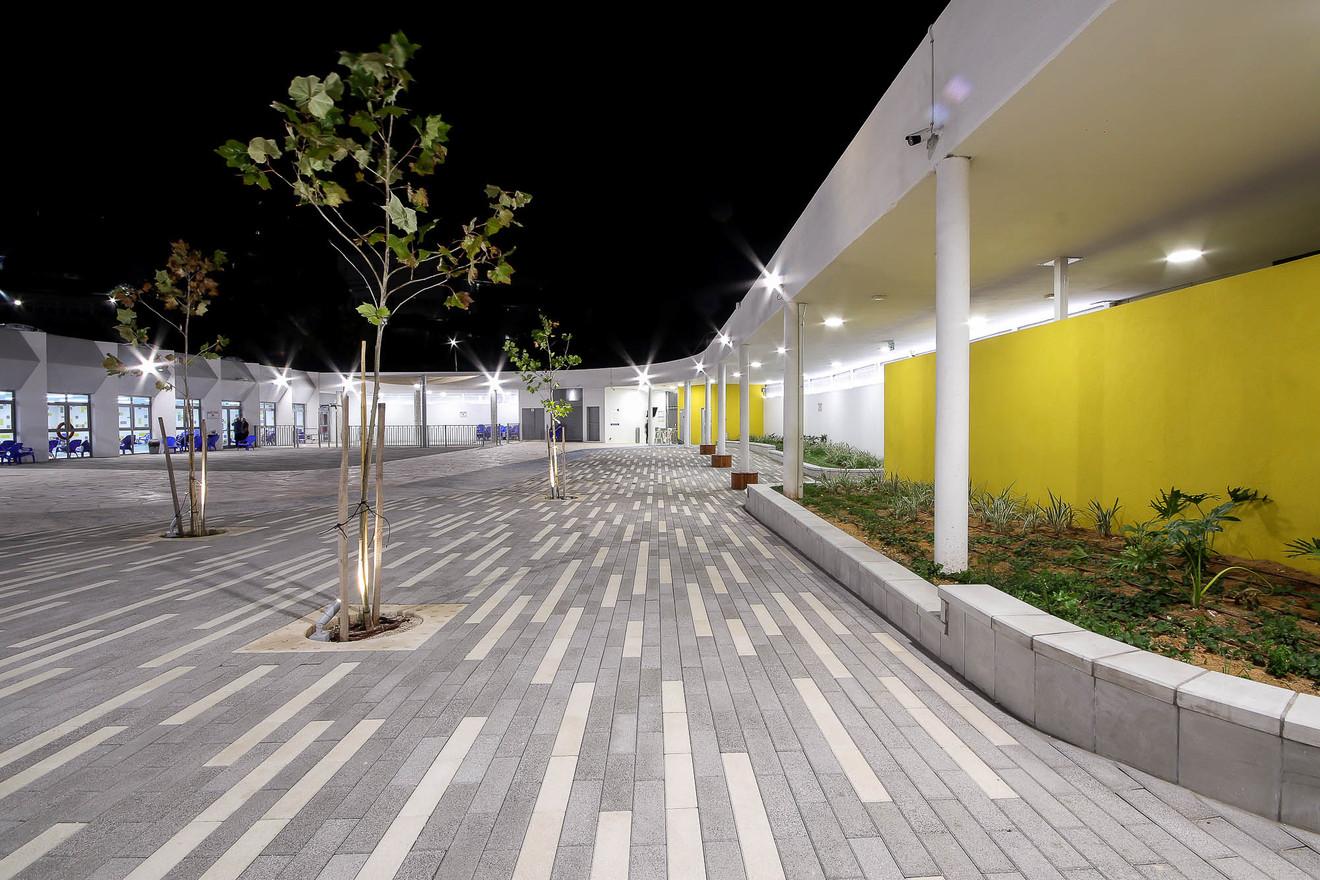 נצרת עילית: אדריכלות חדשה למרכז הספורט הישן