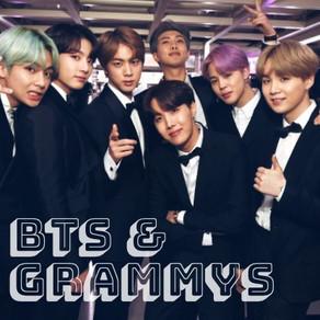 BTS & The Grammys
