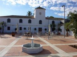 Hacienda Riquelme clubhouse