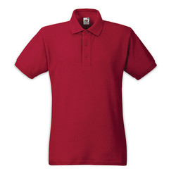 Gents Fruit of the Loom Polo