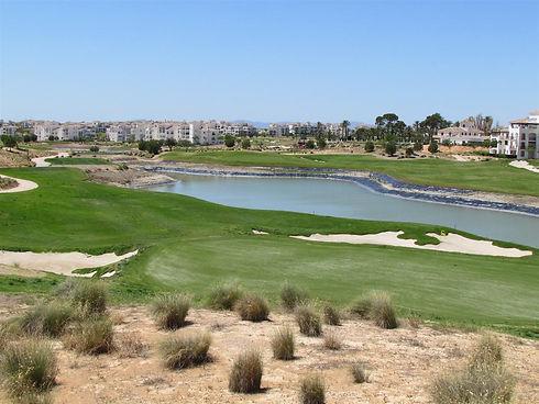 Hacienda riquelme golfcourse