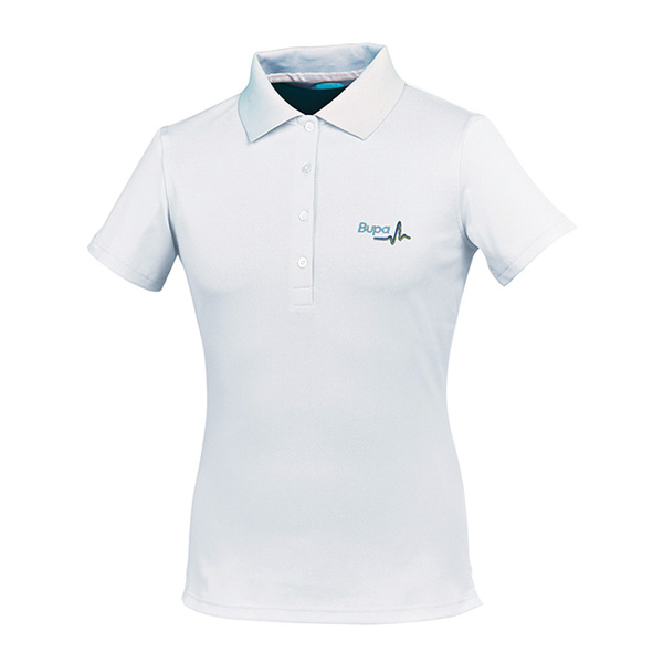 FJ Womans Short Sleeved Pique Shirt