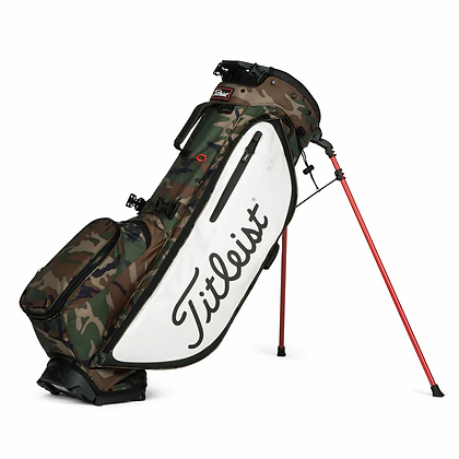 Titleist Players 4 plus camo limited edition standbag