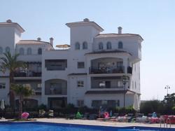 Hacienda Riquelme penthouse