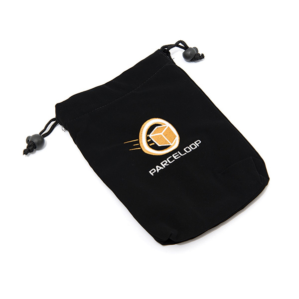 Embroidered First Tee Pouch