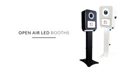 Open Air LED Booth