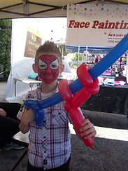 Face Painting Las Vegas, Carnival Games, DJ's, Food Trucks, and more!