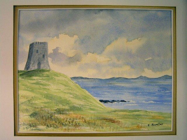 Achille Island