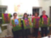 Las Vegas Art Parties and Wine Tastings