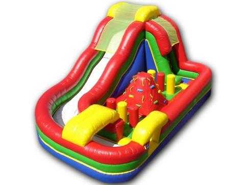 Obstacle/Slide Combos