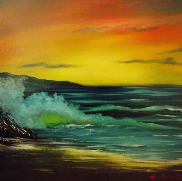 Oil Painting Parties / Classes