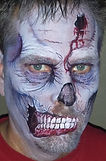 Las Vegas Face Paint and Special Effects Makeup
