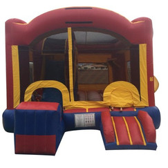 Multi Station Bounce Houses