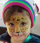 Face paint for kids events and parties