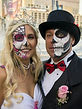 Las Vegas face and body paint for weddings