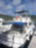 38-Foot-Bertram-In-British-Virgin-Island