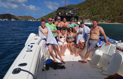 Family-On-Boat-In-British-Virgin-Islands