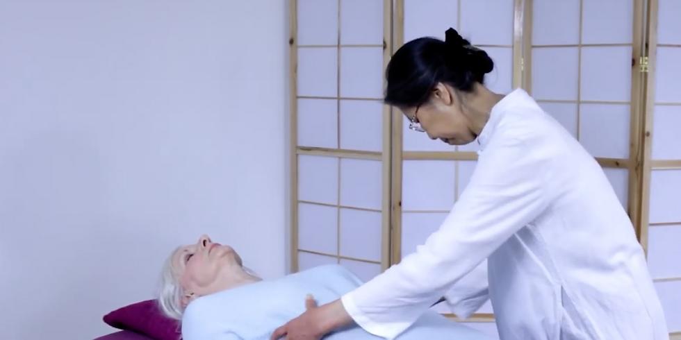 Meridian Massage Course
