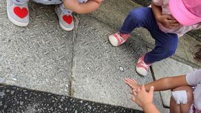 公園遊び✨~福岡県飯塚市中 幸袋らぶはーと保育園~ 土日祝も開園!