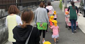 公園遊び&工作🌷 ~福岡県飯塚市中 幸袋らぶはーと保育園~