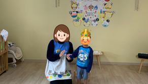🍰2月お誕生会🍰~福岡県飯塚市中 幸袋らぶはーと保育園~ 令和3年度園児募集中
