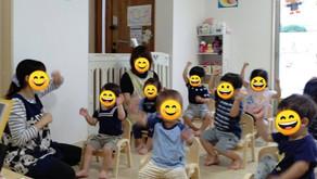 粘土あそび ~福岡県飯塚市 幸袋らぶはーと保育園~