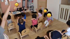 朝のお歌&プール遊び🐬 ~福岡県飯塚市 幸袋らぶはーと保育園~