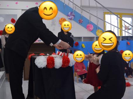 🌸卒園式🌸 福岡県 飯塚市 堀池 飯塚ママー保育園