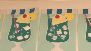 🍩制作とおやつ&水鉄砲遊び🎨~福岡県飯塚市中 幸袋らぶはーと保育園~ 365日開園 病児保育併設