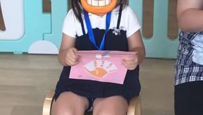 9月のお誕生日会 ~福岡県飯塚市中 幸袋らぶはーと保育園~ 365日開園 病児保育併設