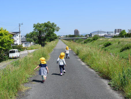 5月のおもいで🌱 福岡県 飯塚市 堀池 飯塚ママー保育園