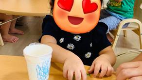 飛び出すおもちゃ💎~福岡県飯塚市中 幸袋らぶはーと保育園~ 保育料も安くて働くママさんを応援します。