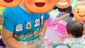 💧水遊び&園での様子~福岡県飯塚市中 幸袋らぶはーと保育園~ 365日開園 病児保育併設