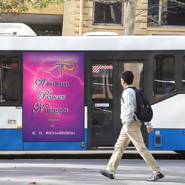 Wisdom Power Nuggets Journal