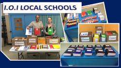 IOI PROVIDING SCHOOL SUPPLIES